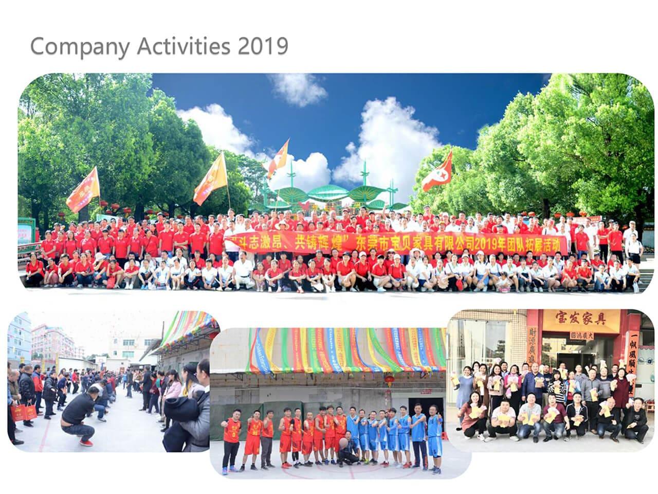 4.Company Actitives